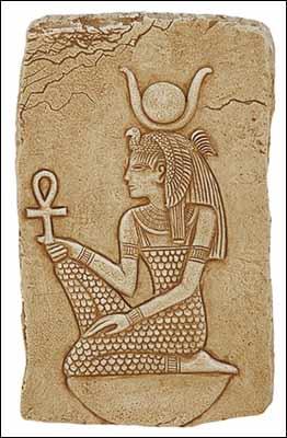 Bohyně Isis