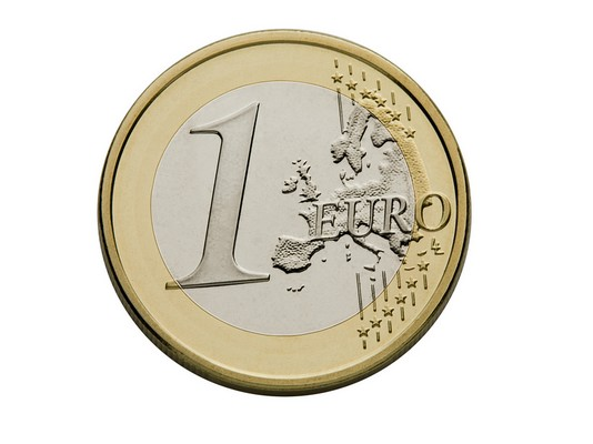 Euro peníze