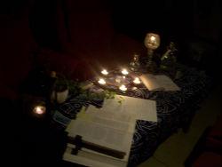 Magický rituál